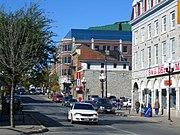 Princess Street in downtown Kingston