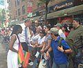 De Blasio at Queens Pride Parade (8927842536).jpg