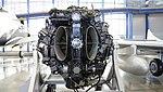 De Havilland Goblin 35 turbojet engine front view at Hamamatsu Air Base Publication Center November 24, 2014.jpg