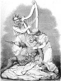 Tewdrig Welsh saint and king
