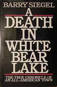 A Death in White Bear Lake cover