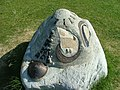 Decorative stone - geograph.org.uk - 1390956.jpg