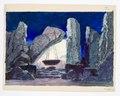 Dekorationsskiss av Carl Grabow - SMV - DTM 1939-3623.tif