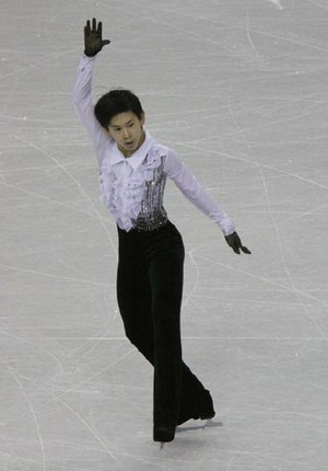 Denis Ten - Ten at the 2009 Four Continents.