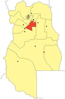 Departamento de Rivadavia