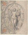 Design for an Ornamental Panel with the Figure of Astronomy MET DP802945.jpg