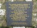 Detail of Hillary-Young memorial near Charterhall - geograph.org.uk - 1041434.jpg