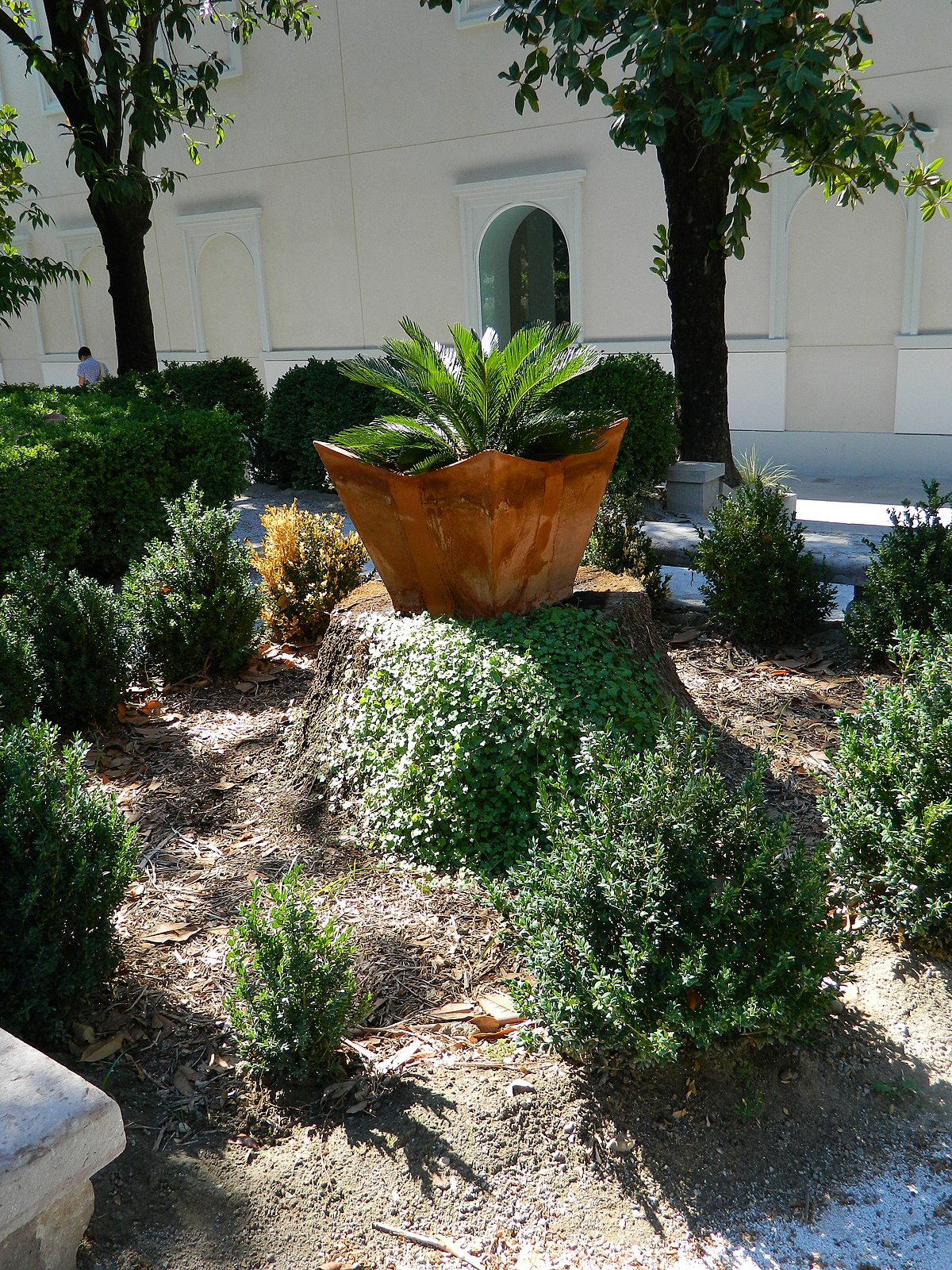 Detalle jardín Cuarto Real.JPG