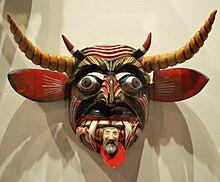 Máscaras Mexicanas Wikipedia La Enciclopedia Libre