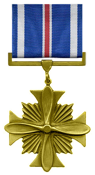 Distinguished Flying Cross (United States) - Image: Dfc usa
