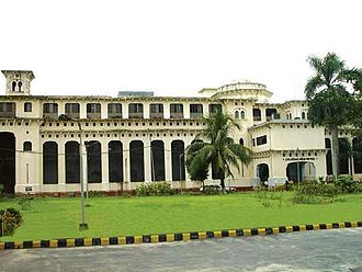Dhaka Medical College and Hospital - Hospital Building
