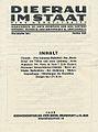 Die Frau im Staat 1932.jpg