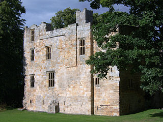 Dilston Castle Grade I listed historic house museum in the United Kingdom
