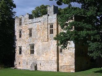 Dilston Castle - Image: Dilston Castle