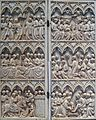 Diptych, Scenes from the Passion, Ascension, Pentecost, Paris, 2nd qtr. 14th century, ivory (3620716487).jpg