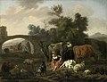 Dirck van Bergen - herders met vee.jpg