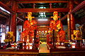 Disciples Mencius (Mạnh Tử) and Zengzi (Tăng Tử) - Temple of Literature, Hanoi - DSC04594.JPG