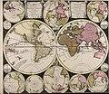 Diversa orbis Terrae visu incedente per coluros Tropicorum ambos ejus polos... - CBT 5870902.jpg