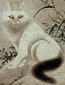 Divine Cat by Yamaguchi Soki (Naha City Museum of History) (cropped).jpg