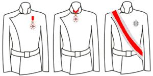 Order of Saint Joseph - Image: Divisa.Ord.San Giuseppe