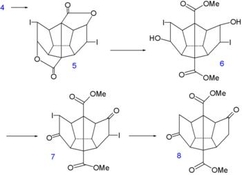 Dodecahedrane-sintezparto I