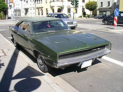 Dodge Charger R/T (1968)