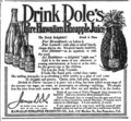 Dole juice newspaper ad.png