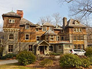 Dolobran (Haverford, Pennsylvania) human settlement in Pennsylvania, USA