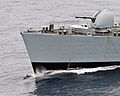Dolphin Escorts Royal Navy Type 42 Destroyer HMS Liverpool MOD 45153586.jpg