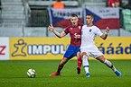 Dominik Plechatý & Anargyros Kampetsis, U21 CZE-GRE 2019-10-10 (4).jpg