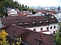 Domy v ulici Pod Bruskou, z Chotkovy ulice (01).jpg