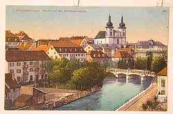 Donaueschingen l'any 1900