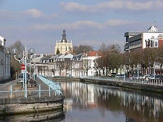 Scarpe (river) river in France
