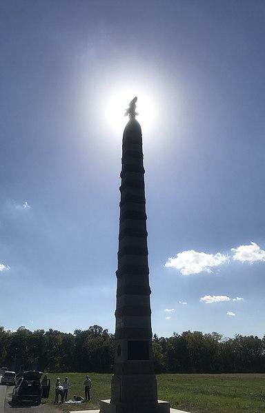 File:Doubleday Avenue, Gettysburg.jpg