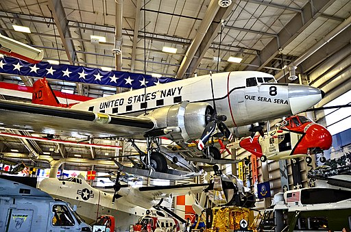 National Naval Aviation Museum - Virtual Tour
