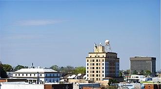 Dothan, Alabama - Downtown Dothan