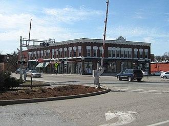 Essex Junction, Vermont - Downtown Essex Junction