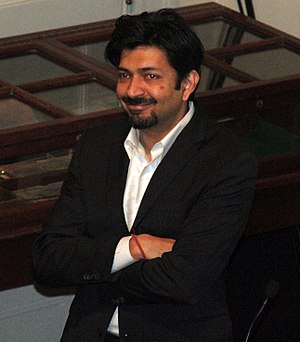 Siddhartha Mukherjee - Mukherjee in April 2011