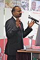 Dr. Yogesh Bendale at International Seminar on Ayurveda.jpg