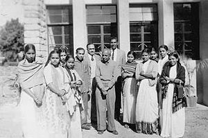 H. Narayan Murthy - Dr H.Narayan Murthy with his professor and colleagues
