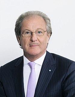 Wolfgang Reitzle German business executive