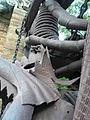 Drac i porta del Jardí de les Hespèrides P1440897.JPG