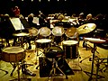 Drumset and Tom Tom Setup for Symphonic Dances from West Side Story (5544153289).jpg