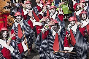 Dublin 2010 St Patricks Day Parade - Spraoi by...