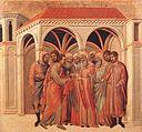 Duccio di Buoninsegna - Pact of Judas - WGA06789
