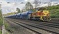 Duisburg ABZW Lotharstrasse ThyssenKrupp 543 met NACCO tadns (34121303226).jpg