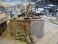 Duitse geschutspost in het OVerloon War Museum.JPG