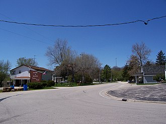 Dundee, Wisconsin - Image: Dundee Wisconsin 2