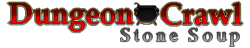 Dungeon Crawl Stone Soup logo