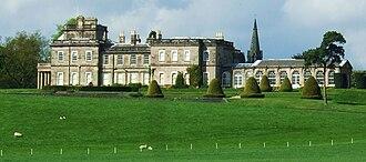 Dunstall Hall - Dunstall Hall